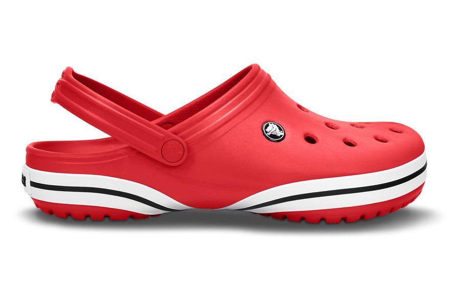 CROCS CROCBAND X CLOG RED 14433 - YesSport.cz efbbdbcd4e