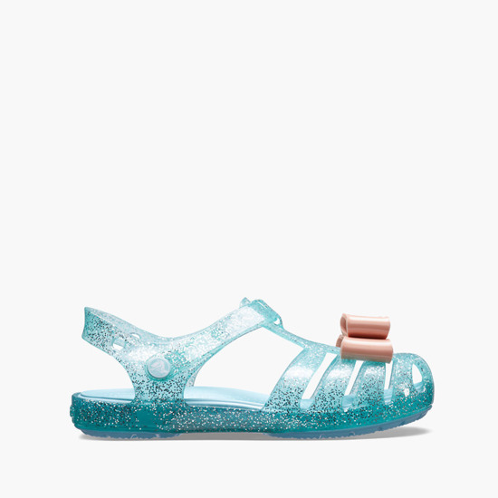Crocs Isabella Bow Sandal 205382 ICE BLUE